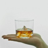 Matterhorn Mountain Whisky Glass - tale