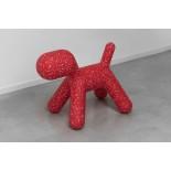 Me Too Puppy Children's Stool S (Red Dalmatian) - Magis