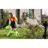 Me Too Puppy Children's Stool L (Green) - Magis