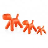 Me Too Puppy Children's Stool L (Orange) - Magis