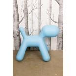 Me Too Puppy Children's Stool S (Turquoise) - Magis