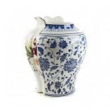 Melania Vase Bone China Hybrid Collection - Seletti