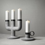 Weight Here XL 3 Arms Candle Ηolder by KiBiSi - Menu