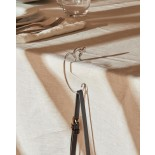 Minou Purse Hook (Stainless Steel) - Alessi