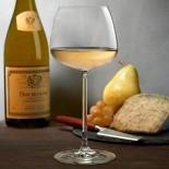 Mirage White Wine Glasses 425 ml (Set of 6) – Nude Glass