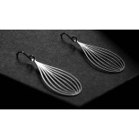 Seed Earrings S (Silver) - Moorigin