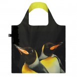 National Geographic King Penguins Foldable Shopping Bag - Loqi