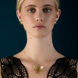 Corolla Pendant (Brass) - Nervous System