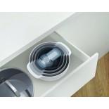 Nest™ 9 Plus Sky Mixing Bowls & Measuring Cups Set (Blue) - Joseph Joseph