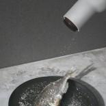 Bottle Grinder Salt & Pepper Mill Set (Ash / Carbon / Walnut) - Menu