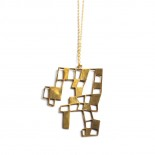 Not Square BM01 Necklace - B-MADE