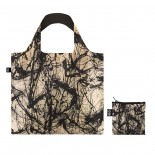 Number 32,1950 by Jackson Pollock Foldable Shopping Bag - Loqi