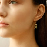 Octopus Earrings - A Future Perfect