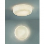 Ola Slim Wall & Ceiling Fixed Lamp - Karboxx