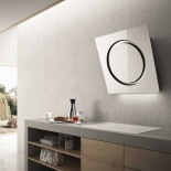 OM Air Wall Kitchen Hood (White) - Elica