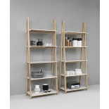 One Step Up Bookcase (Large) - Normann Coppenhagen