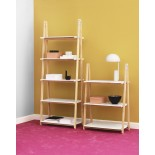 One Step Up Bookcase (Small) - Normann Coppenhagen