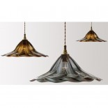 Open Optic Pendant Lamp - Rothschild & Bickers