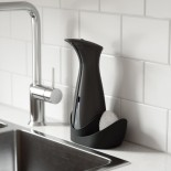 Otto Caddy Automatic Soap & Sanitizer Dispenser 250ml. (Black / Charcoal) - Umbra