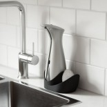 Otto Caddy Automatic Soap and Sanitizer Dispenser 250 ml. (Nickel) - Umbra