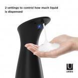 OTTO Automatic Foaming Soap Dispenser (Black) - Umbra