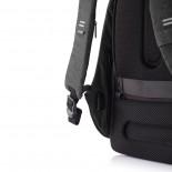 Bobby Hero XL Anti-Theft Backpack (Black) - XD Design