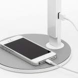 LIM360 Desk Lamp (Silver) - Pablo Designs