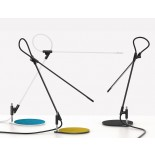 Superlight LED Desk Lamp (Black) - Pablo Designs