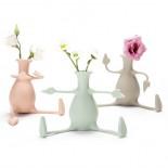 FLORINO Friendly Flower Vase (Stone) - Peleg Design