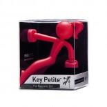 Key Petite Magnetic Key Holder (Red) - Peleg Design