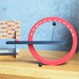 Perpetual Calendar Small (Red / Black) - MoMA