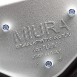 MIURA Bar Stool (White) - Plank