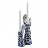 Candle Holder Handsup! L (Large) - Pols Potten