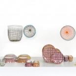Colour Hippy Plates (Set of 4) - pols potten