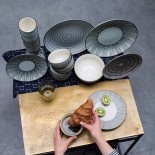Pastel Afresh Plates (Set of 4) - pols potten