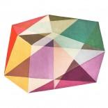 Prism Pastels Rug - Sonya Winner Studio