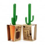 Cacbrush Toilet Brush (Orange / Green) - Qualy