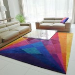 Rainbow Rug - Sonya Winner Studio