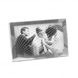 Raute Photo Frame (Steel / Small) - The Fundamental Group