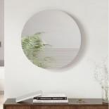 Ridge Wall Mirror 61 cm (Clear) - Umbra