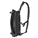 Riss Coated Canvas Messenger Bag / Backpack - Côte&Ciel