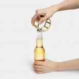 Roll Bottle Opener (Brass) - Umbra Shift