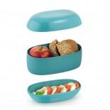 Food à Porter Lunch Box (Grey) - Alessi