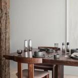 Salpi Salt & Pepper Mill Set (Stainless Steel) - Blomus