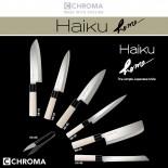 Santoku Knife 17.5 cm Haiku Home HH01 - Chroma
