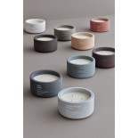 Scented Candle FRAGA XL Soft Linen - Blomus