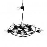 Bella Vista Clear Outdoor LED Strip Lights - Seletti