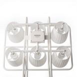 Multilamp Football Floor Lamp White - Seletti