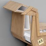 Sending Animals Polymorphic Furniture Goose - Seletti