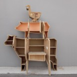 Sending Animals Polymorphic Furniture Pig - Seletti